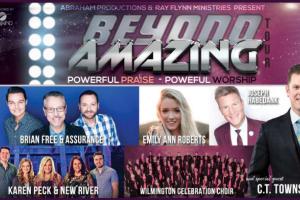 Beyond Amazing Tour 2019