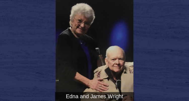 Edna and James Wright