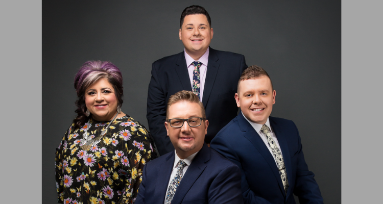 The Perrys gospel group 2019