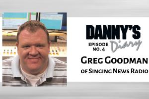Singing News Radio's Greg Goodman