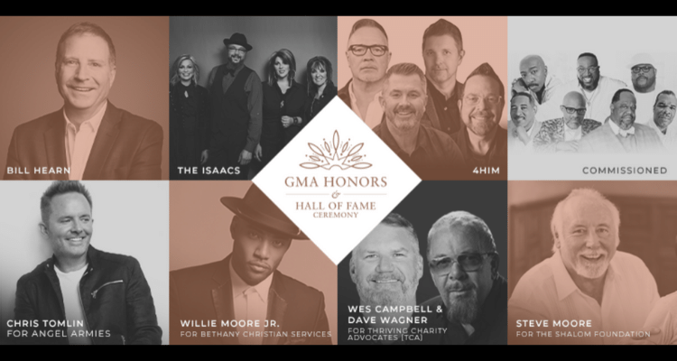 2020 GMA Hall of Fame inductees