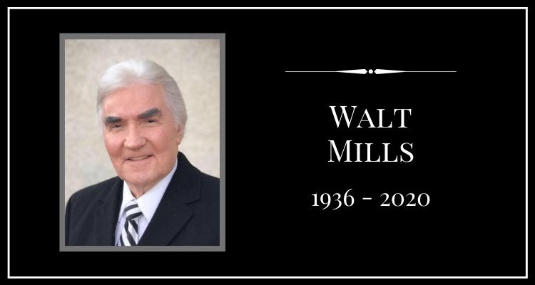 Walt Mills